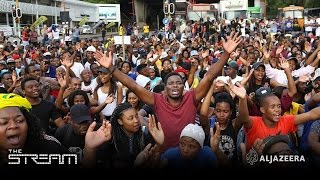 The Stream - South African students find their voice