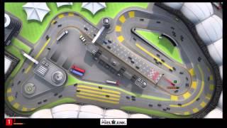 PS3 - Pixel Junk Racers 2nd Lap - Hot Rods