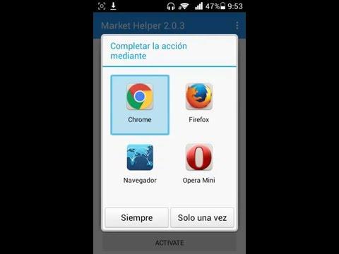 Instalar Apps de Play Store: Esta versión no es compatible con tu dispositivo
