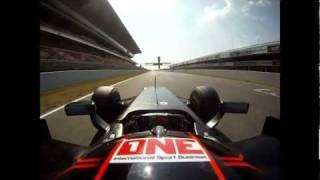 Formula 1 Helmet Camera: Onboard extreme!
