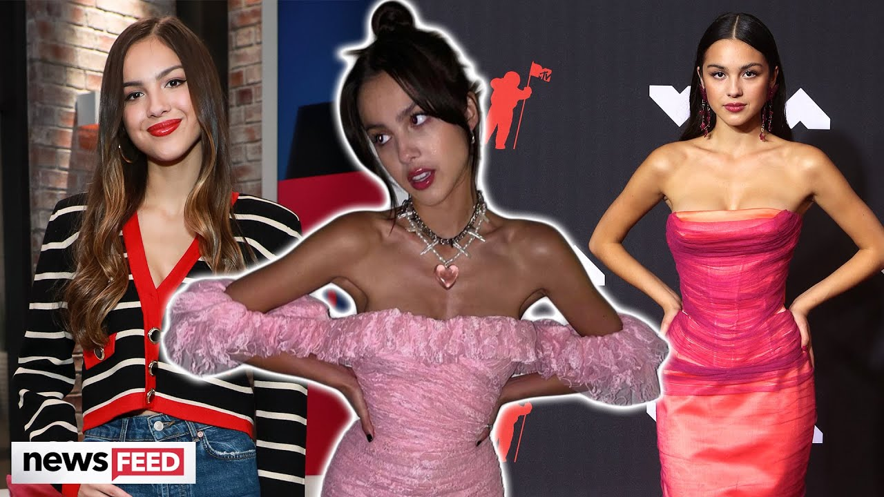 Inside Olivia Rodrigo's INSANE Fashion Evolution: Glam to Grunge!