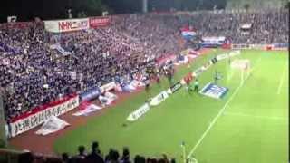 2013 J1 横浜F・マリノス チャント「ハッピーバースデーからのドゥトラ!」