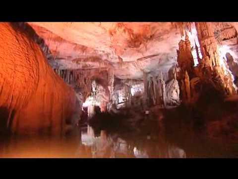 Jeita Grotto -The New 7 Wonders - مغارة جعيتا