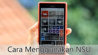 Cara Install Ulang Nokia Lumia Melalui NSU