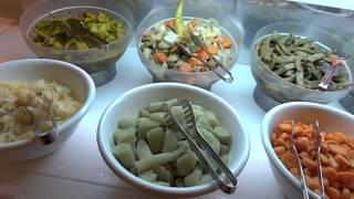 Чем кормят в Турции отель Calido Maris SIDE 5 Обед Ужин