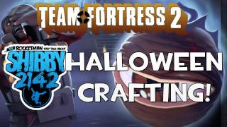 TF2 Halloween Scream Fortress Update - CRAFTING! Wins or Fails? New hats and misc items!