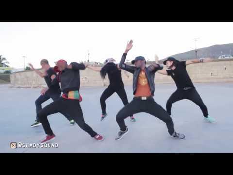 STYLO G - YU ZIMMI - DANCEHALL CHOREOGRAPHY - 2017