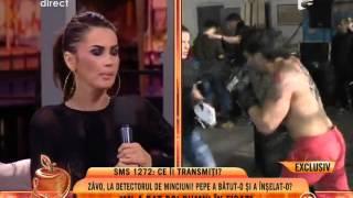 """Oana Zăvoranu: """"Am fost sacul lui de box de câteva ori!"""""""