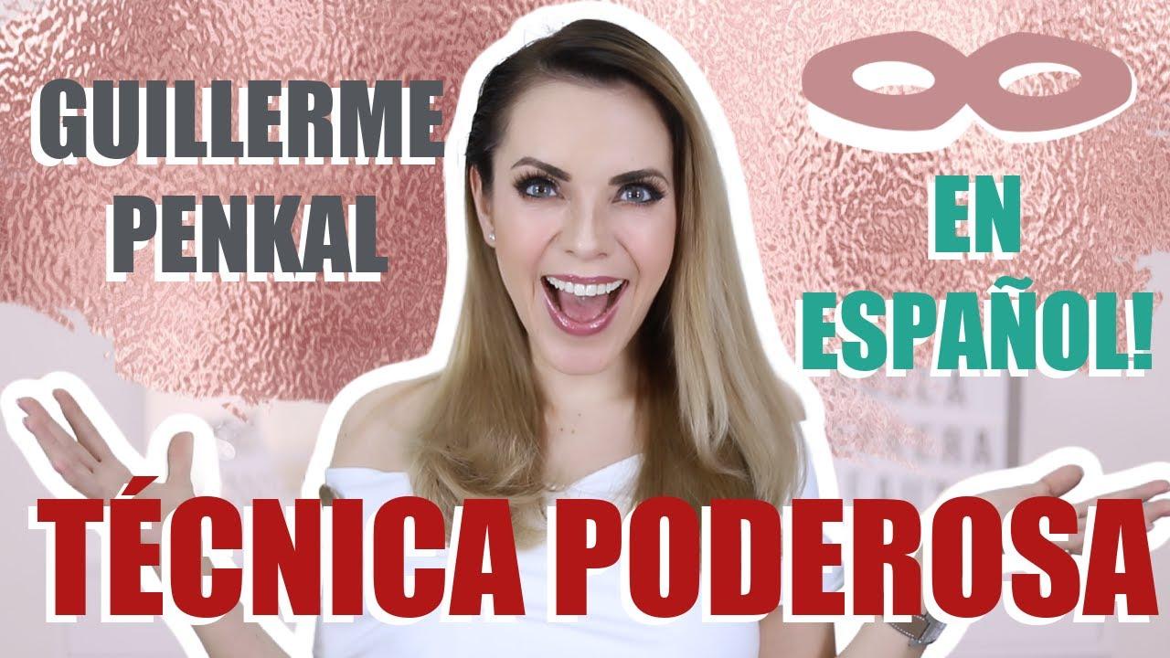 TÉCNICA PODEROSA DE GUILLERME PENKAL. LEY DE ATRACCIÓN (¡EN ESPAÑOL!)