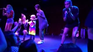Cimorelli live in London - Worth The Fight