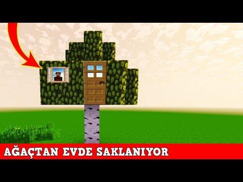 ZENGİN VS FAKİR #131 - Ağaç Ev (Minecraft) thumbnail