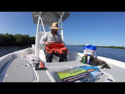 Boating Essentials: Emergency Gear For Any & All Boats