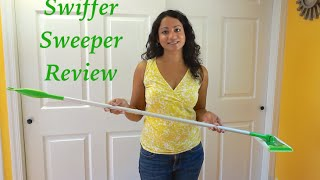 Swiffer Sweeper Review