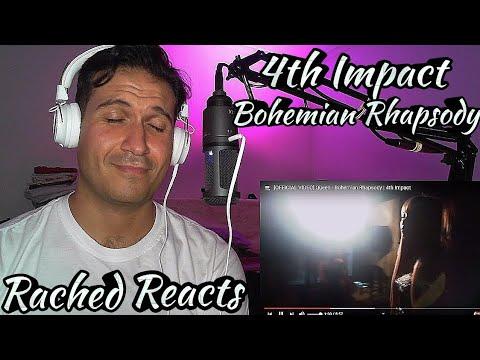 Coach Reaction - Queen - Bohemian Rhapsody  4th Impact