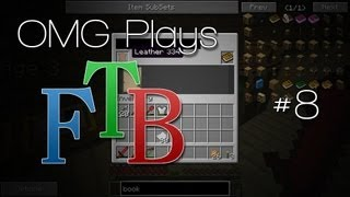 OMG Plays FTB Minecraft #8: Little bit of a glitch