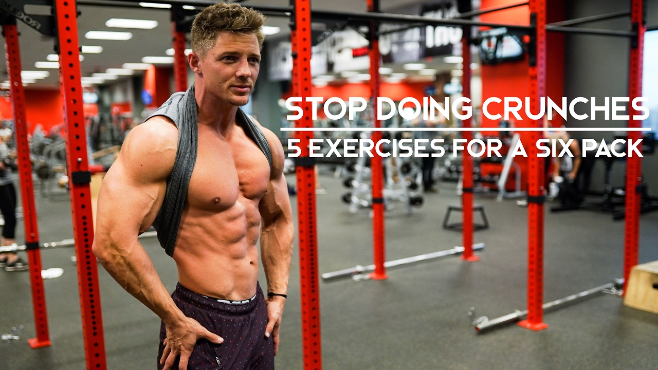 How to make six pack without exercise