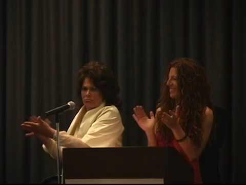 NIFF Closing Ceremony, Karen Black & Tanna Frederick