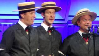 Main Street Barbershop Quartet - NAfME Music Conference #1 - 11/12/16