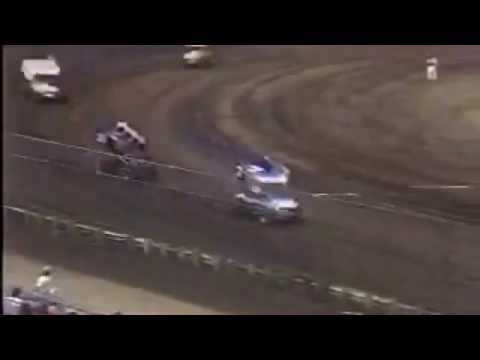 Mike Sargent - San Jose Speedway - Trophy Dash - Win