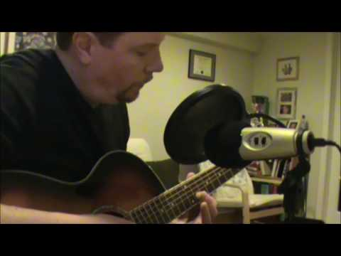 "Pink Floyd acoustic cover, ""One of the Few"""