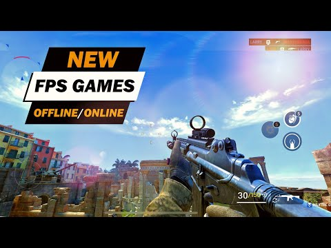 Top 10 New FPS Games For Android & IOS 2019!