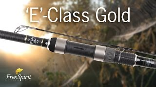 CARP FISHING - FREE SPIRIT 'E'-CLASS GOLD