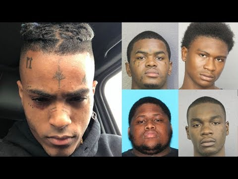 XXXTentacion Killers are all Indicted by Grand Jury in Court
