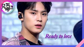 Ready to love - 세븐틴(SEVENTEEN) [뮤직뱅크/Music Bank] | KBS 210618 방송