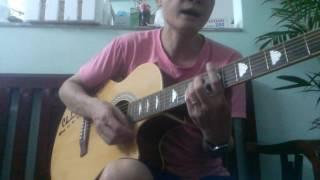 Cám Ơn - Duy Khánh (Guitar - Bolero)