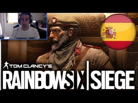Rainbow Six Siege: ANALISIS KAID Y NOMAD