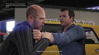 تختيم لعبة Grand Theft Auto V  ح # 3