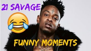 21 savage funny moments part 1 best compilation youtube 21 savage funny moments part 1 best