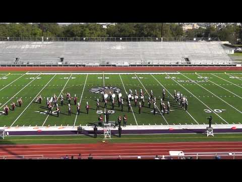 Jasper High School Band 2012 - UIL Region 10 Marching Contest