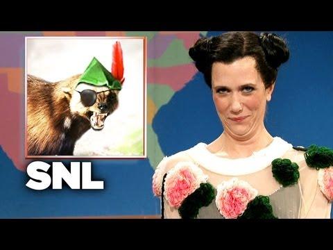 Update: Bjork - Saturday Night Live
