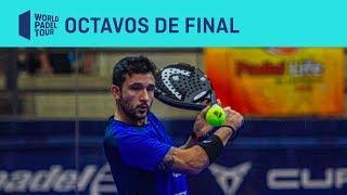 Resumen Octavos (Tarde) - Sao Paulo Padel Open 2019
