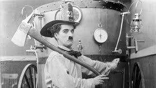 Charlie Chaplin: Charlot pompiere (1916)
