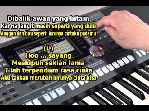 Birunya Cinta Karaoke Keyboard Yamaha PSR 970
