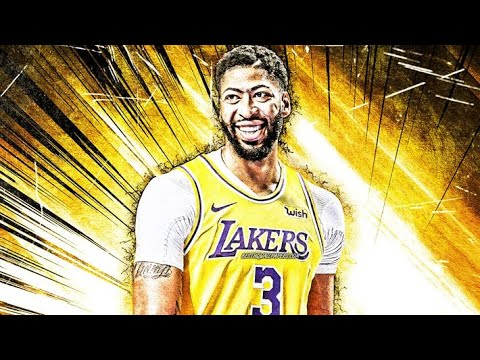 """Anthony Davis """"Out Of Luck"""" Mix (Lakers Hype)"""