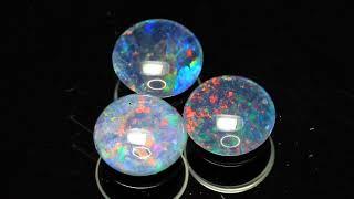 Opal Tripletten 3 70 Ct