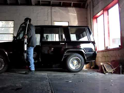 1991 Isuzu Trooper 350 Conversion Youtube