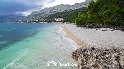 beach Punta Rata, Brela, Croatia