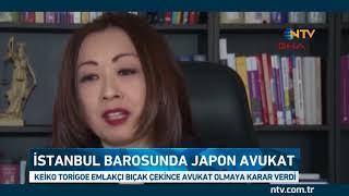 İstanbul Barosu'nun tek Japon avukatı Torigoe'nin ilginç öyküsü
