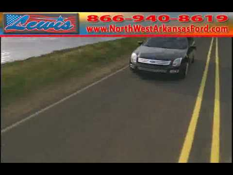 High Mpg Ford Fusion At Lewis Ford Fayetteville Ar Youtube