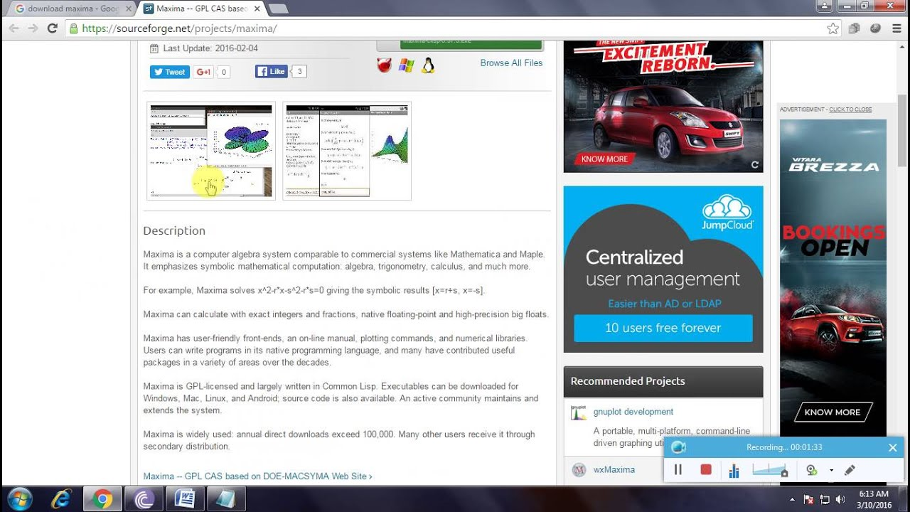 How To Download Maxima Software