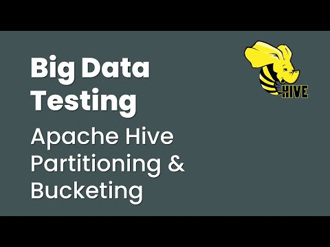 Hive Partitioning and Bucketing
