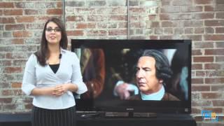 Sony KDL46EX720 Video Review (KDL55EX720, KDL40EX720, KDL32EX720)