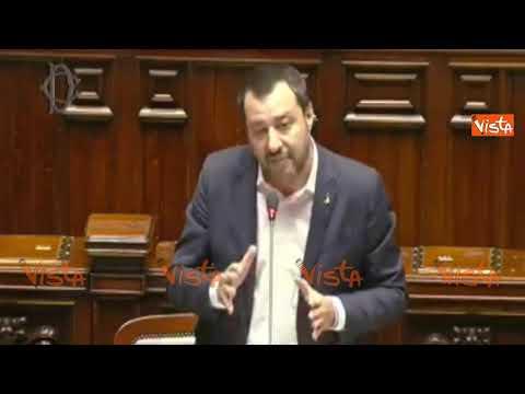 """Salvini: """"Il Governo non firmerà il Global Compact e non andrà alla riunione dell'ONU"""""""