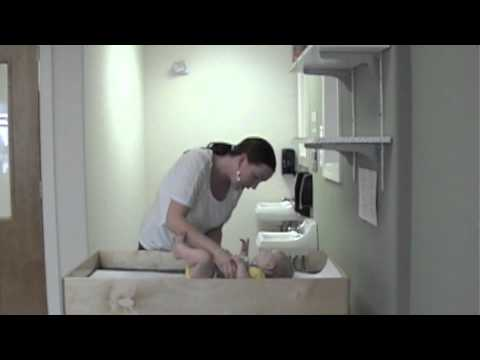 Diaper Change Procedure in Early Learning Programs