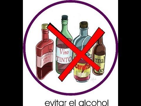 El tratamiento contra el alcoholismo por las gotas en los ojos