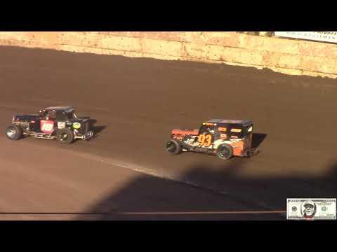 From Ventura Raceway Dwarf Car Heat Races
